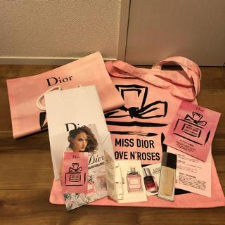 ディオール(Dior)の本日限定値下げ!ミスディオール 展覧会(トートバッグ)