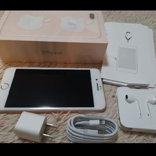 iPhone - iPhone 8plus 64GB ゴールド docomo 美品 送料込み