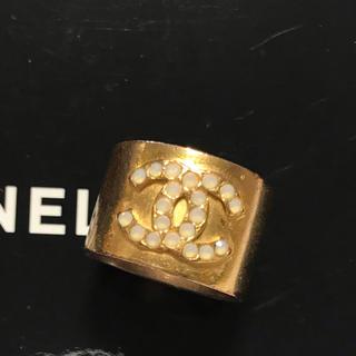 シャネル(CHANEL)のシャネル 指輪リング(リング(指輪))