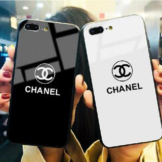 シャネル(CHANEL)の【新品】iPhone8plus 、iPhone7plus ケース CHANEL(iPhoneケース)