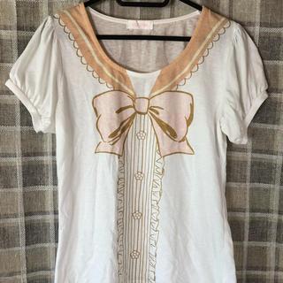 リズリサ(LIZ LISA)のリズリサ Tシャツ(Tシャツ(半袖/袖なし))