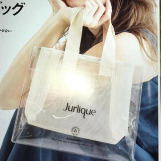 ジュリーク(Jurlique)のGINGER 付録 Jurlique × GINGER 3way PVCバッグ(ポーチ)