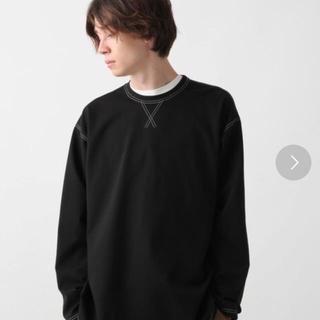 ハレ(HARE)のHARE ステッチTシャツ(Tシャツ/カットソー(七分/長袖))
