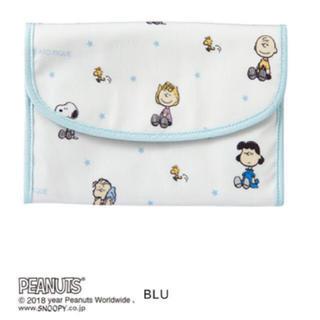 gelato pique - ジェラートピケ♡ 【PEANUTS】スタージャバラ母子手帳ケース