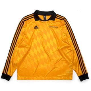 コムデギャルソン(COMME des GARCONS)のGOSHA RUBCHINSKIY adidas ジャージ イエロー S(ジャージ)