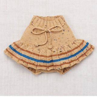 キャラメルベビー&チャイルド(Caramel baby&child )のMisha&Puff Skating Pond Skirt ニットスカート 新品(スカート)
