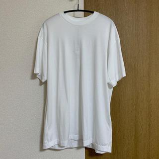 ドゥロワー(Drawer)の新品 タグ付き BLAMINK ブラミンク コットン Tシャツ サイズ1(Tシャツ(半袖/袖なし))