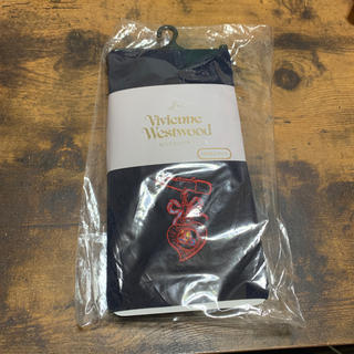 ヴィヴィアンウエストウッド(Vivienne Westwood)のヴィヴィアン ウエストウッド オーブ レギンス 新品(レギンス/スパッツ)