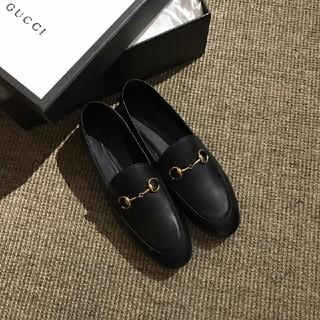 グッチ(Gucci)のGUCCIレディース靴(ローファー/革靴)