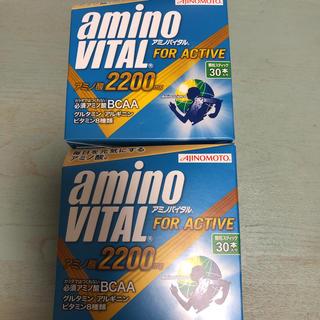 味の素 - 味の素 アミノバイタル 60本
