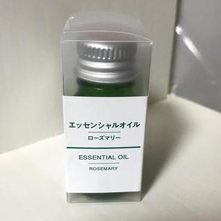 ムジルシリョウヒン(MUJI (無印良品))の無印用品 エッセンシャルオイル ローズマリー(アロマオイル)