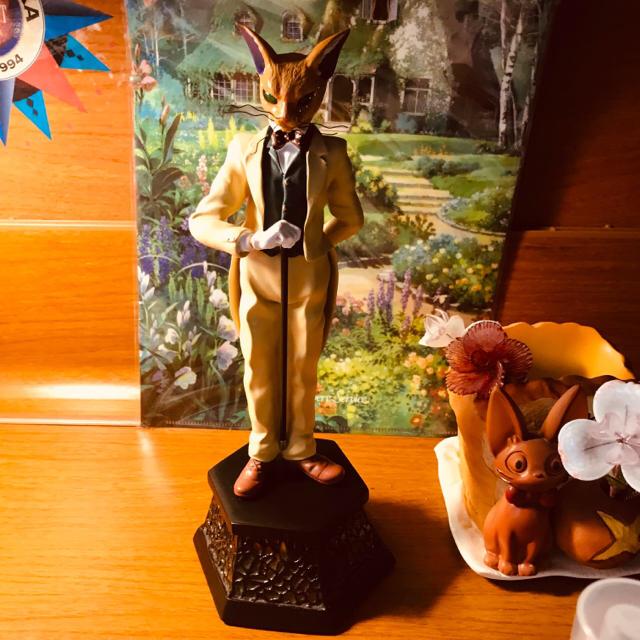 ジブリ(ジブリ)の【耳をすませば】バロン・ルイーゼ オルゴール(レア) インテリア/住まい/日用品のインテリア小物(オルゴール)の商品写真