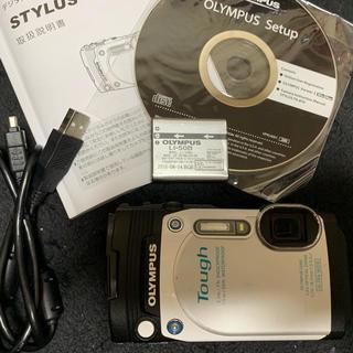 OLYMPUS - OLYMPUS STYLE TG870