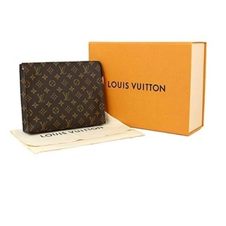 ルイヴィトン(LOUIS VUITTON)の ルイヴィトン Louis Vuitton ポッシュ・トワレット M475(クラッチバッグ)
