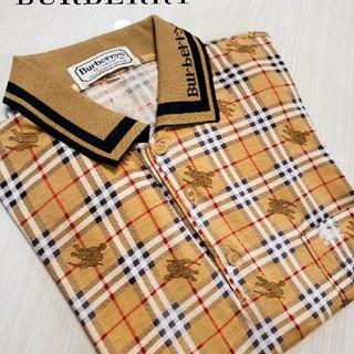 バーバリー(BURBERRY)の(希少)BURBERRY シャドーホース ロンT(Tシャツ/カットソー(七分/長袖))