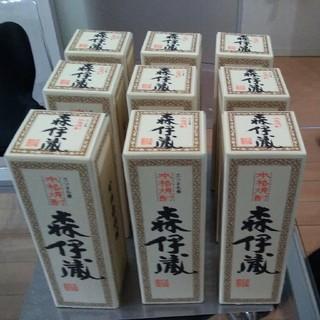 森 伊蔵 720ml 9本 (tururin7060様専用)(焼酎)