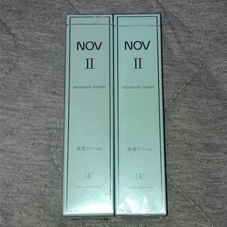 ノブ(NOV)のNOVⅡ 保湿クリーム[4] 2本セット(フェイスクリーム)