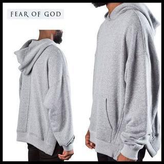 フィアオブゴッド(FEAR OF GOD)のDUDE9 Fear of god FOGモデル オーバーサイズ パーカー(パーカー)