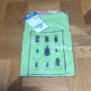 モンベル(mont bell)のmont-bell キッズ 半袖Tシャツ ウィックロン 120cm カブトムシ(Tシャツ/カットソー)