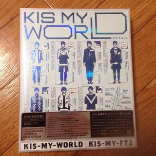 キスマイ IS-MY-WORLD(ポップス/ロック(邦楽))