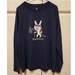 モンベル(mont bell)のmont-bell☆速乾性 長袖Tシャツ☆サイズ140(Tシャツ/カットソー)