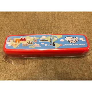 非売品 JAL 日本航空 スプーン・フォークセット