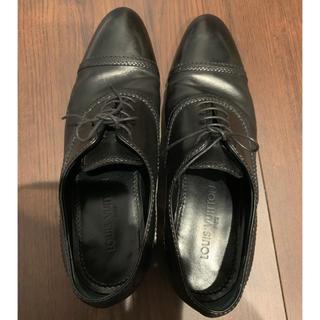 ルイヴィトン(LOUIS VUITTON)のLouis vuitton ルイヴィトン 革靴 26.5センチ 美品 シューズ(ドレス/ビジネス)
