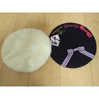 スイマー(SWIMMER)のベレー帽 セット(ハンチング/ベレー帽)