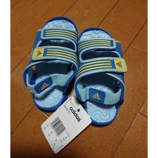 アディダス(adidas)のadidas サンダル15㎝(サンダル)