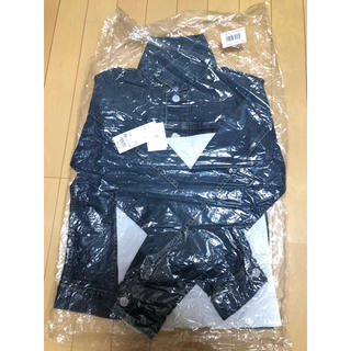 ユニクロ(UNIQLO)のUNIQLO Gジャン 新品 デニムジャケット ユニクロ XS(Gジャン/デニムジャケット)