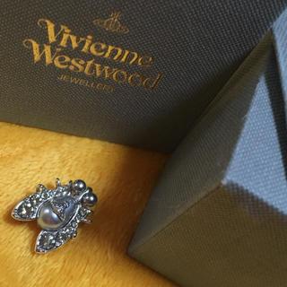 ヴィヴィアンウエストウッド(Vivienne Westwood)のヴィヴィアン ブローチ(ブローチ/コサージュ)