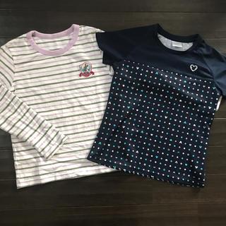 ベルメゾン(ベルメゾン)のミッキー  Tシャツ セット 値下げ!(Tシャツ/カットソー)