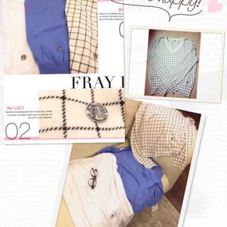 フレイアイディー(FRAY I.D)の今期春発売♡FRAY  ID♡ニット(ニット/セーター)