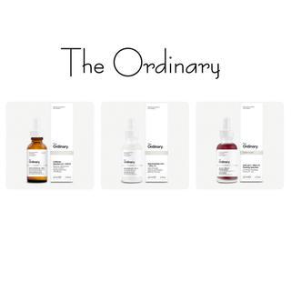 Sephora - The Ordinary スキンケアセット