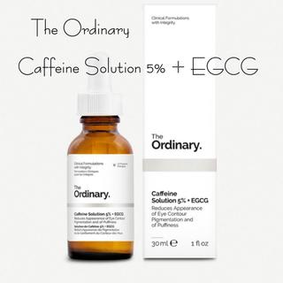 Sephora - the ordinary カフェインソリューション