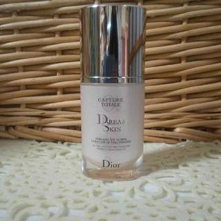 ディオール(Dior)の★最終値引き★ほぼ未使用★Dior ディオール カプチュール トータル スキン(乳液 / ミルク)