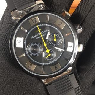 ルイヴィトン(LOUIS VUITTON)の動作確認済 ルイヴィトン ウォッチ メンズ 人気(腕時計(アナログ))