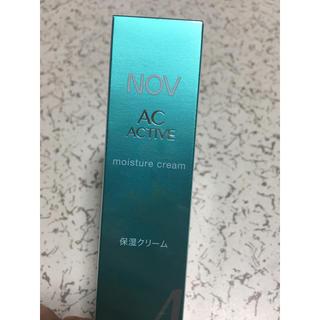 ノブ(NOV)のNOV ノブ ACアクティブ ニキビ肌用 保湿クリーム モイスチュアクリーム(フェイスクリーム)