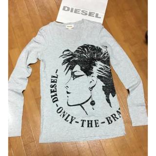 ディーゼル(DIESEL)の☆未使用 ディーゼル DIESEL Tシャツ・カットソー  サイズXS(カットソー(長袖/七分))