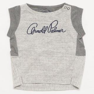 アーノルドパーマー(Arnold Palmer)の新品 アーノルドパーマー キッズ Tシャツ グレー 95(Tシャツ/カットソー)