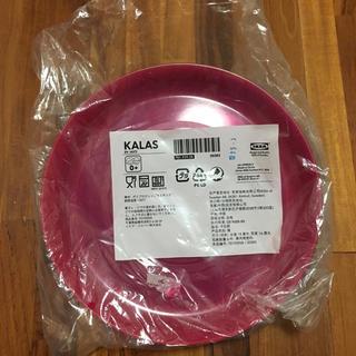 イケア(IKEA)のIKEA プラスチックプレート 3枚(食器)