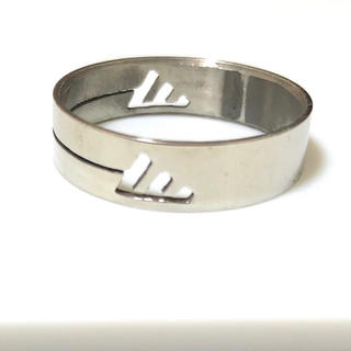 同時購入で350円 ステンレス指輪 アディ(リング(指輪))