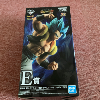 バンダイ(BANDAI)の一番くじ 超サイヤ人 超ゴットサイア人 ゴジータ フィギュアE賞(フィギュア)
