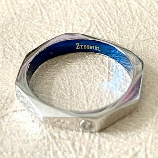 指輪 (金属アレルギーでも安心のステンレス製)(リング(指輪))
