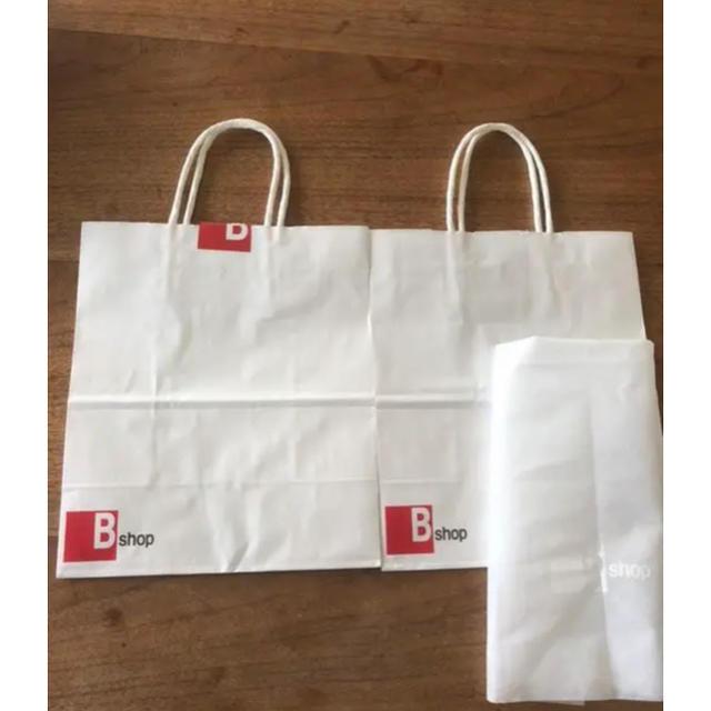 ORCIVAL(オーシバル)のショップ袋 ショッパー ビショップ Bshop 紙袋 レディースのバッグ(ショップ袋)の商品写真