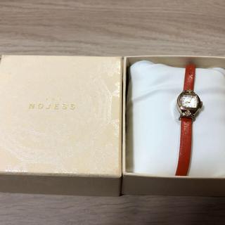 NOJESS - 【値段交渉要相談】ノジェス ジュエリー時計、革バンドセット