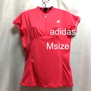アディダス(adidas)のadidas clima チュニック丈トレーニングシャツ(ウェア)