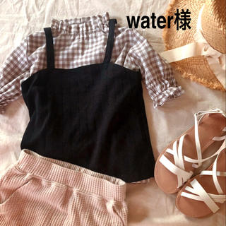water様6/17(Tシャツ/カットソー)