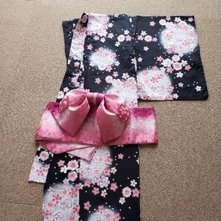 シマムラ(しまむら)の浴衣 帯 セット レディース(浴衣)