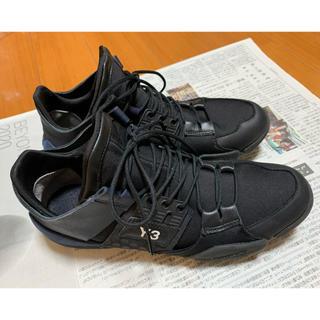 ワイスリー(Y-3)のY-3 ワイスリー adidas コラボのスニーカー(スニーカー)